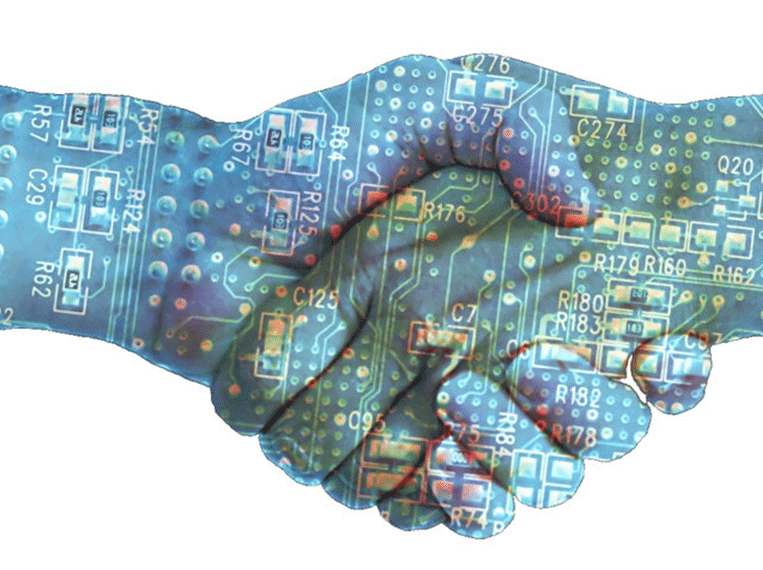 The beginnings of data sharing in finance
